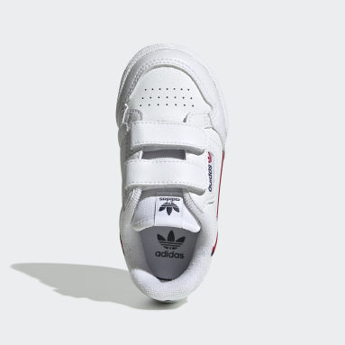 Kinder Originals Continental 80 Schuh Weiß