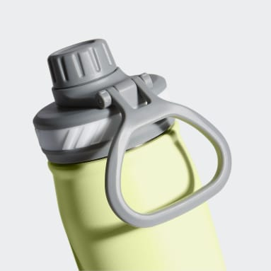 Boxing Yellow Steel Metal Bottle 600 ML