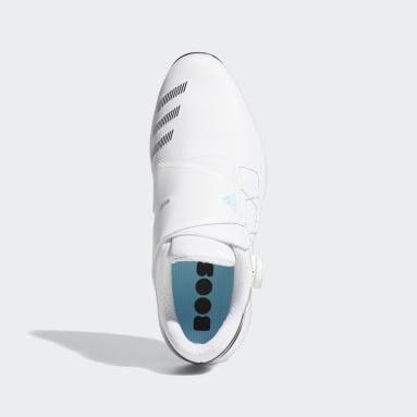 Men Golf White ZG21 BOA Golf Shoes