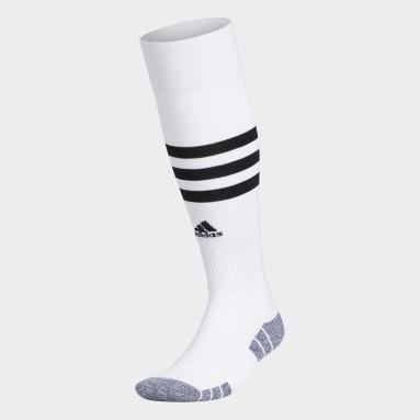 Training White 3-Stripes Hoop OTC Socks