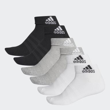 Socquettes Cushioned (6 paires) gris Entraînement