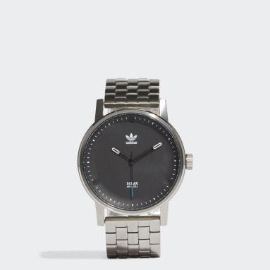 Reloj District_SM1 Plateado Originals