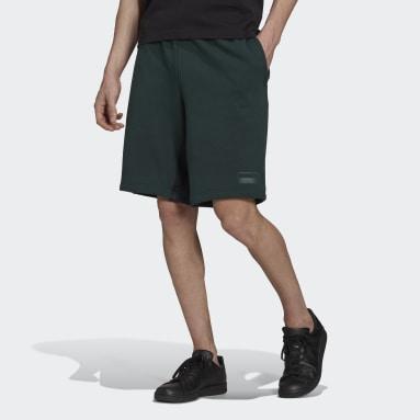 ผู้ชาย Originals สีเขียว กางเกงขาสั้น R.Y.V.