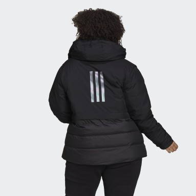 Women's Hiking Black Traveer COLD.RDY Jacket (Plus Size)