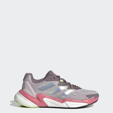 Women Running Purple X9000L3 Shoes