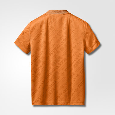 FBALL JERSEY Naranja Hombre Originals