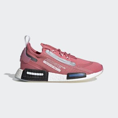 Women Originals Pink NMD_R1 Spectoo Shoes