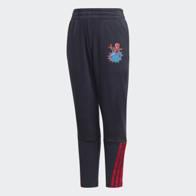 Pantalon Disney Superhero Avengers Bleu Garçons Fitness Et Training