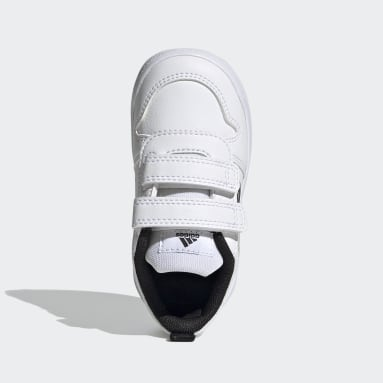 Kids Running White Tensaur Shoes
