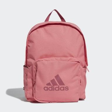 Classic Backpack Różowy