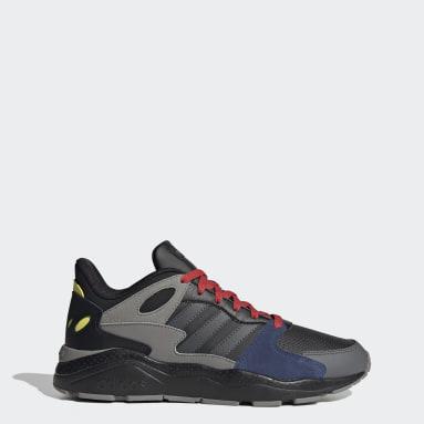 Zapatillas Crazychaos Negro Hombre Diseño Deportivo