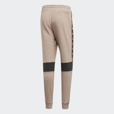 Pants TAN Beige Hombre Fútbol