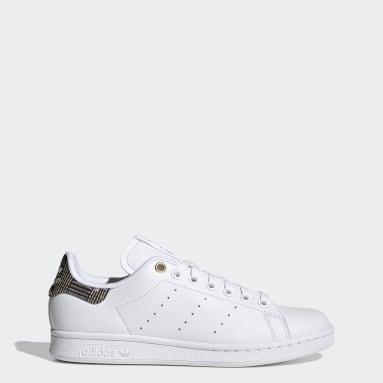 Frauen Originals HER Studio London Stan Smith Schuh Weiß