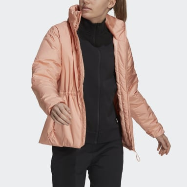 Dames City Outdoor roze BSC 3-Stripes Insulated Winterjack
