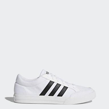 Men Sport Inspired White VS Set Shoes