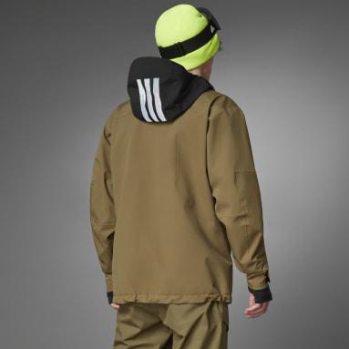 Men TERREX Green Resort Three-in-One Jacket