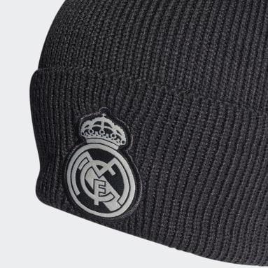 Football Grey Real Madrid Beanie
