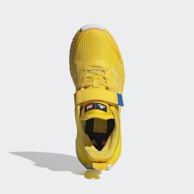 Kinder Running adidas x Classic LEGO Sport Schuh Weiß