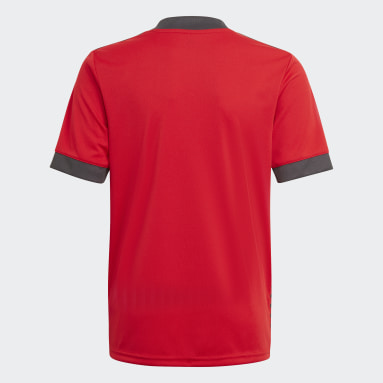 Youth Soccer Red Toronto FC 21/22 Home Jersey