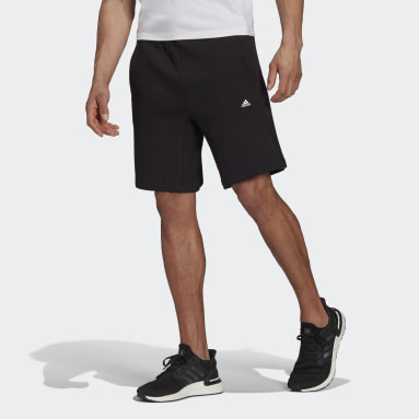 Men Sport Inspired Black adidas Sportswear Comfy and Chill Shorts