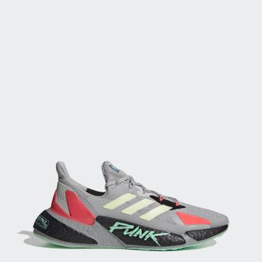 วิ่ง สีเทา X9000L4 CYBERPUNK 2077