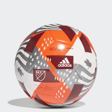 Ballon MLS Club blanc Hommes Soccer