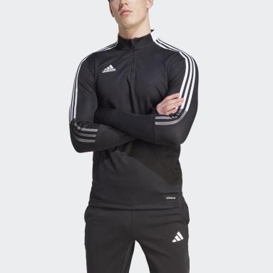 Camiseta entrenamiento Tiro 21 Negro Hombre Fútbol