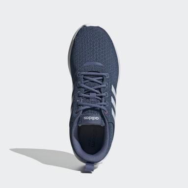 Women's Essentials Blue QT Racer 2.0 Shoes