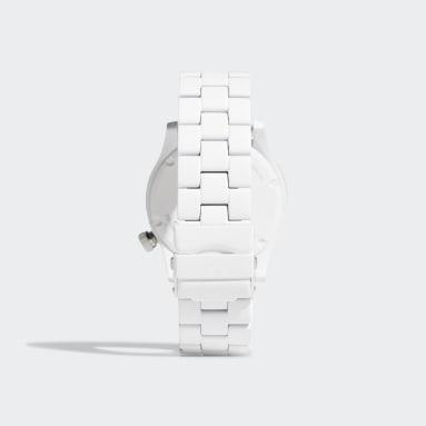 Originals Cypher_ME1_SST Uhr Weiß