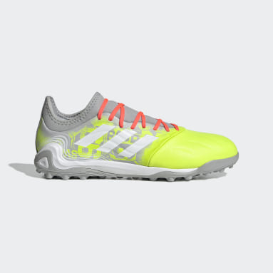 Football Grey Copa Sense.3 Turf Boots