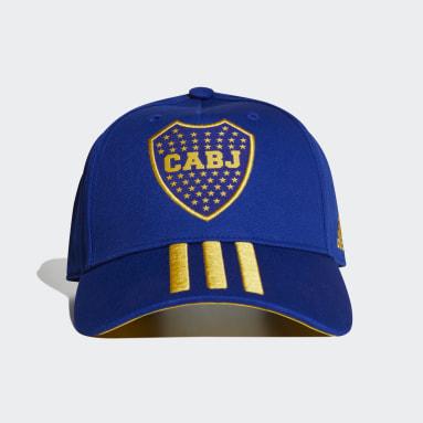 Gorra Boca Juniors Azul Fútbol