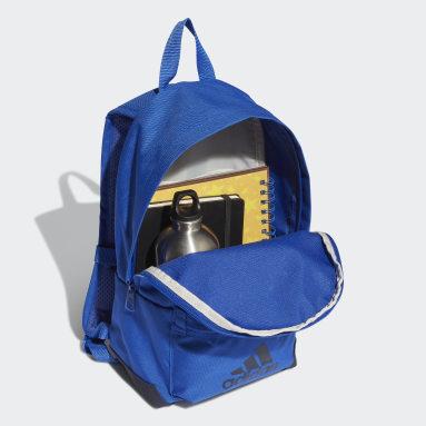 Children Training Blue Backpack