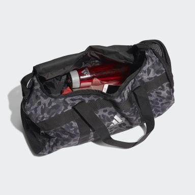 4 ATHLTS Duffelbag, medium Grå