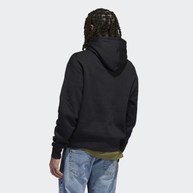 Men Originals Black Logo Play Hoodie
