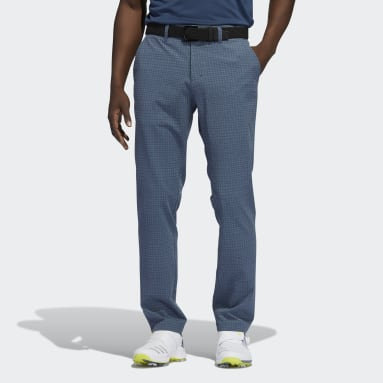 Men Golf Blue Ultimate365 Recycled Content Pants