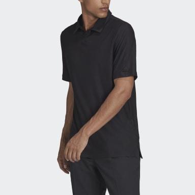 Men's Golf Black Go-To Polo Shirt