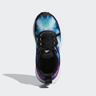 Kids Running Black FortaRun X Shoes