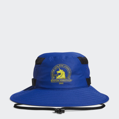 Men's Training Blue Boston Marathon® Victory Bucket Hat