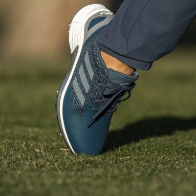 Men's Golf Blue ZG21 Motion Recycled Polyester Golf Shoes