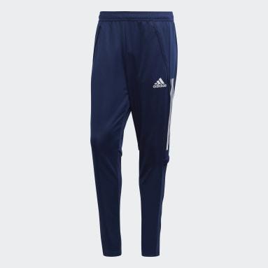 Pantalon d'entraînement Condivo 20 Bleu Hommes Fitness Et Training