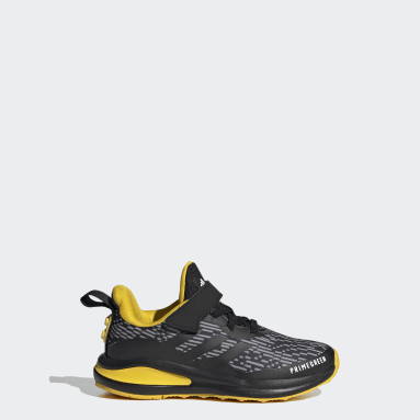 Børn Løb Sort adidas FortaRun x LEGO® Elastic Lace Top Strap sko