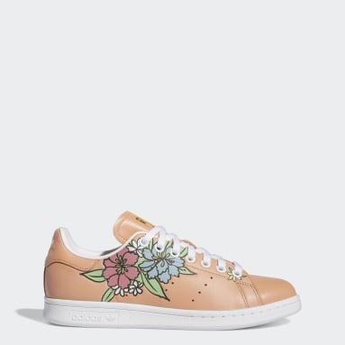 Women's Originals Pink Stan Smith Shoes