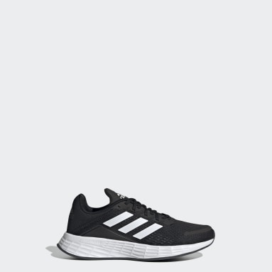 Çocuklar Koşu Siyah Duramo SL Ayakkabı