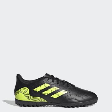Men Football Black Copa Sense.4 Turf Boots