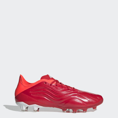 Bota de fútbol Copa Sense.1 césped artificial Rojo Fútbol