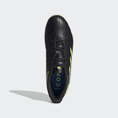 Mænd Futsal Sort Copa Sense.4 Indoor støvler