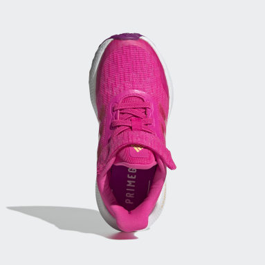 Zapatilla EQ21 Run Rosa Niño Running