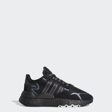 Youth Originals Black Nite Jogger Shoes