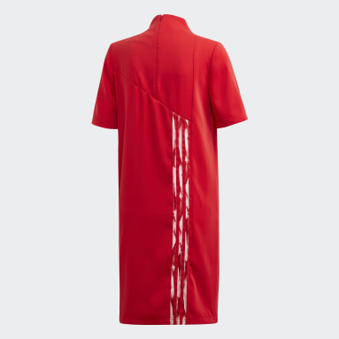 Vestido Daniëlle Cathari Rojo Mujer Originals