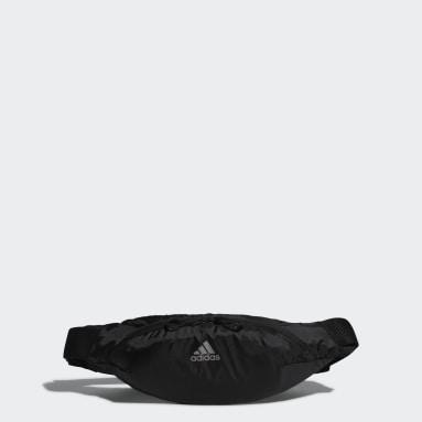Volleyball Black Run Waist Bag